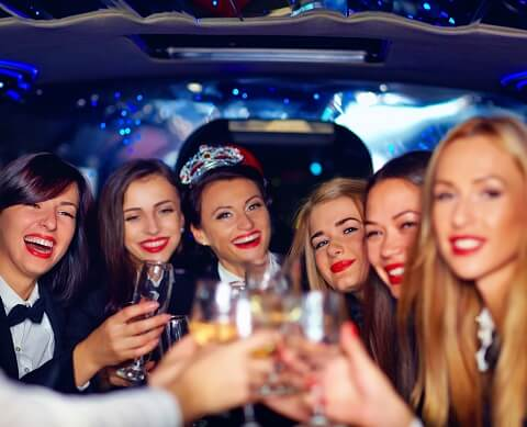 Bachelorette Party Bus